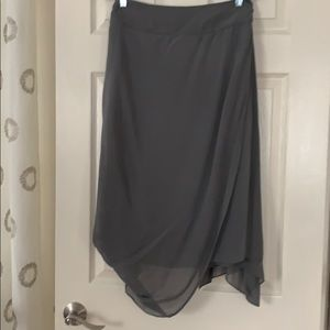 Eileen Fisher Silk skirt.